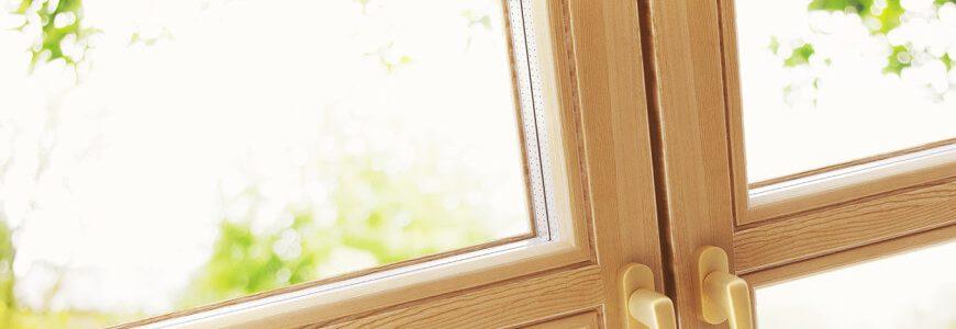 деревянное окно Евроокна