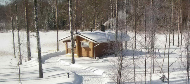 финская баня 2019