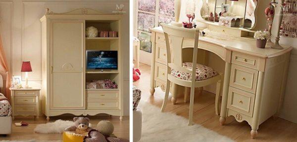 Правила выбора детской мебели 3