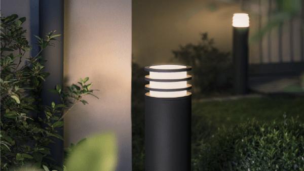 светодиодный садовый фонарь
