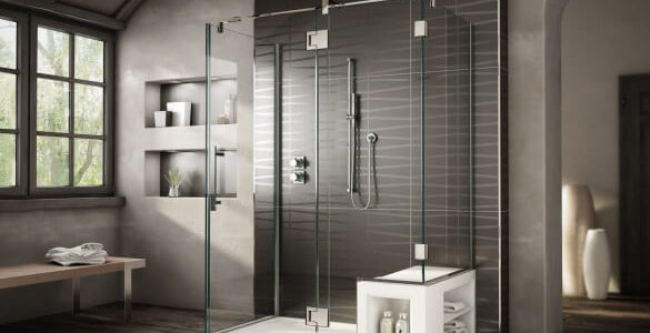 ванная комната скрытый монтаж