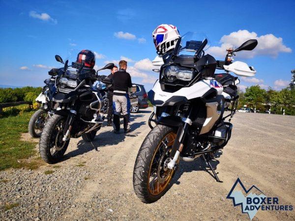 путешествия на мотоциклах по Европе