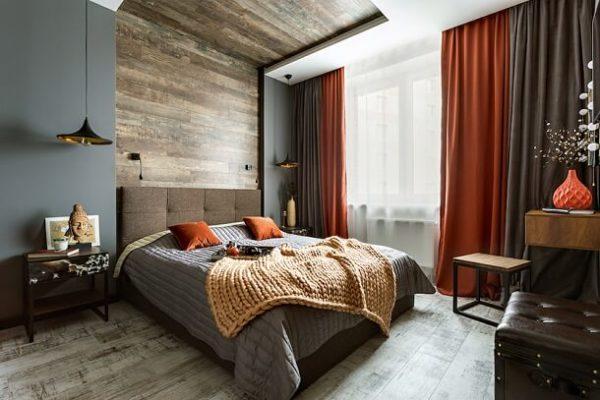интерьер спальни 3