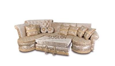 угловой диван софия