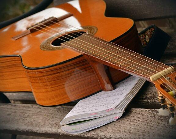 Классическая гитара 2020