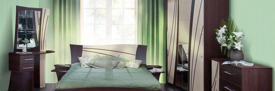 кровать в спальню по индивидуальному проекту