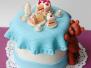 Идеи оформления детских тортов...
