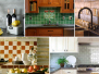 Керамическая плитка для кухонного фартука